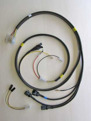 Volvo 1978-79 260 engine wire harness PN                       1269153.