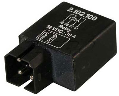 1323592 Volvo                           Noise Suppression Relay