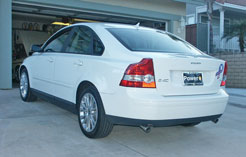 Dave's 2005 Volvo S40 T5