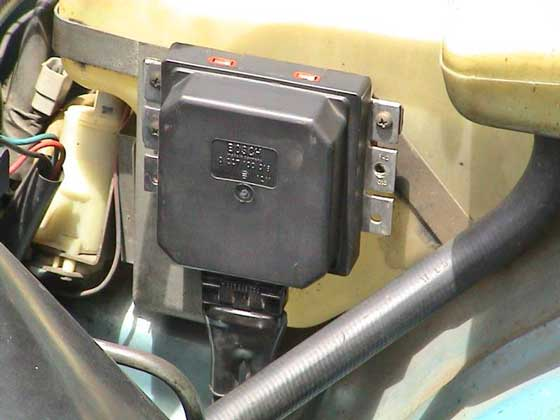 Volvo                                    1981-82 Ignition Control Unit                                    (ICU).