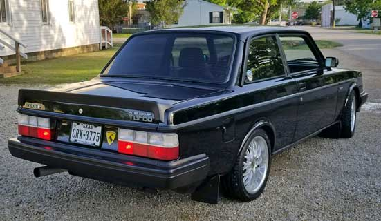 Volvo 240 Mods and Fixes Collection