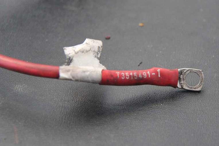 Volvo                                     1984-86 740/760 Diesel engine wire                                     harness PN 3515491.