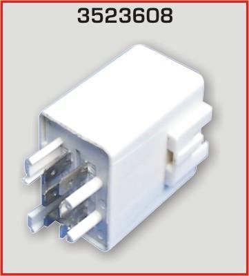 3523608 Volvo Fuel Pump Relay