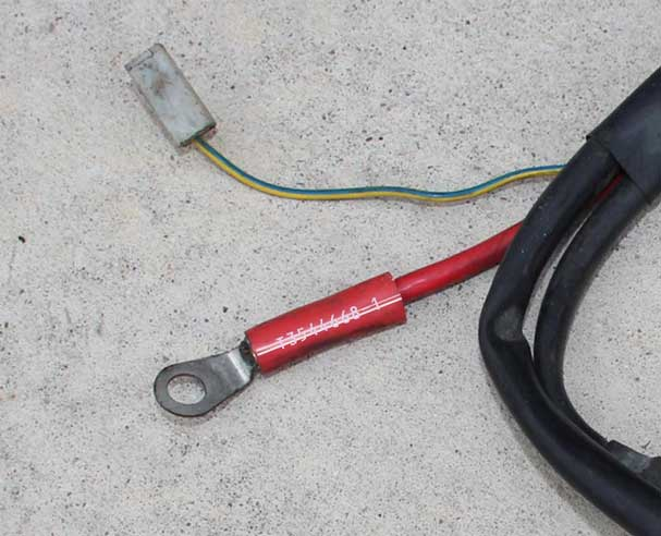 Volvo 1992 240                                     engine harness PN 3544668.