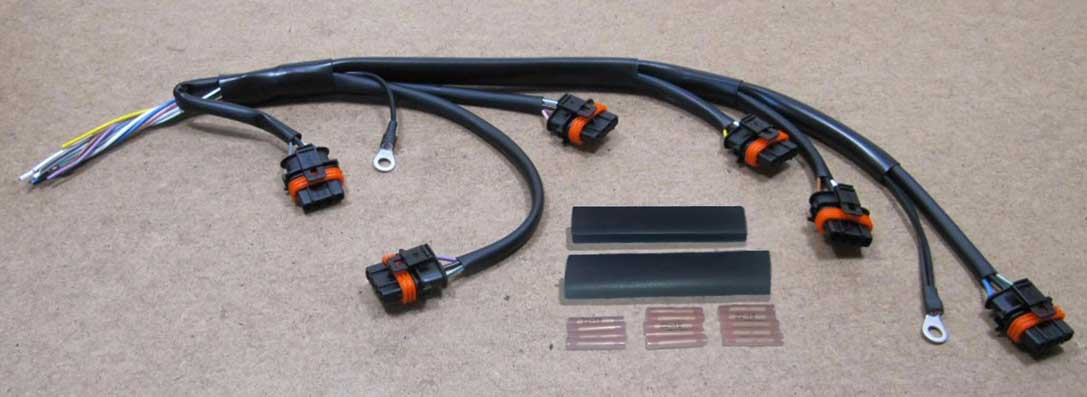 Dave's Volvo Page - Volvo Wiring Harnesses 960 and S90 | Volvo Pigtail Wire Diagram |  | Prancing Moose