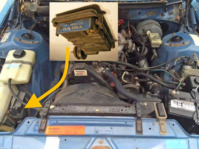 Dave's Volvo Page - Volvo Engine Wire Harnesses