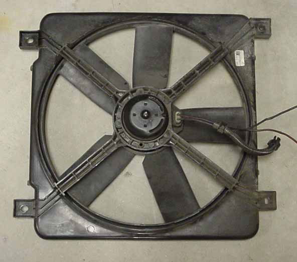 A 16 Inch Diameter Fan In The Same Version Can Also Be Found Some Of Gm 6 Cylinder Cars Outer Dimensions Will