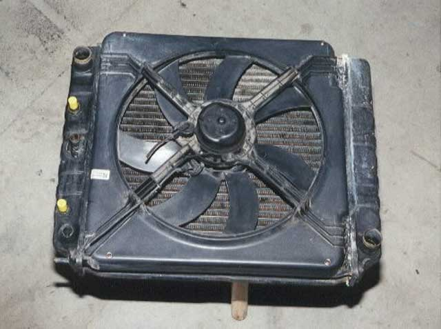 Volvo Electric Cooling Fan Conversions