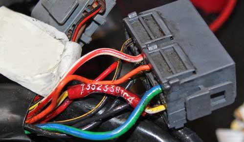 dave\u0027s volvo engine wire harness page Volvo 240 Motor Mount