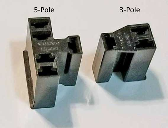 Volvo plugs for 240 headlight step relay