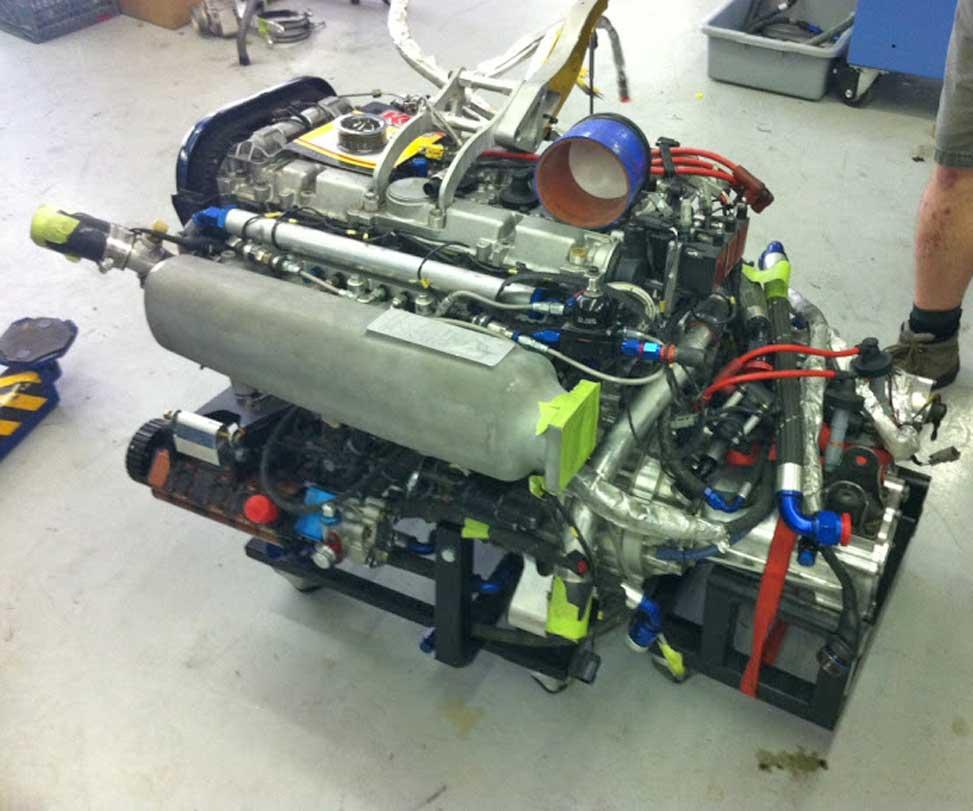 Volvo 240 Engine Mods: Volvo240
