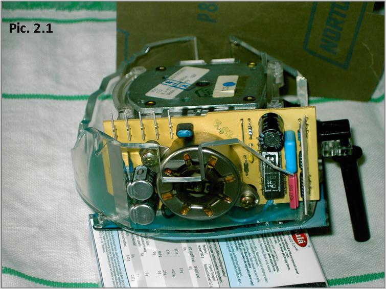 Volvo 740 and 850 Odometer Repair