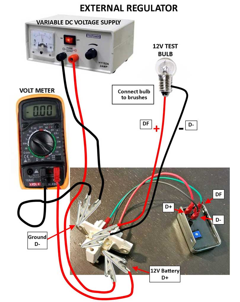 regtestexternal1 dave's volvo page volvo adjustable voltage regulators  at bayanpartner.co
