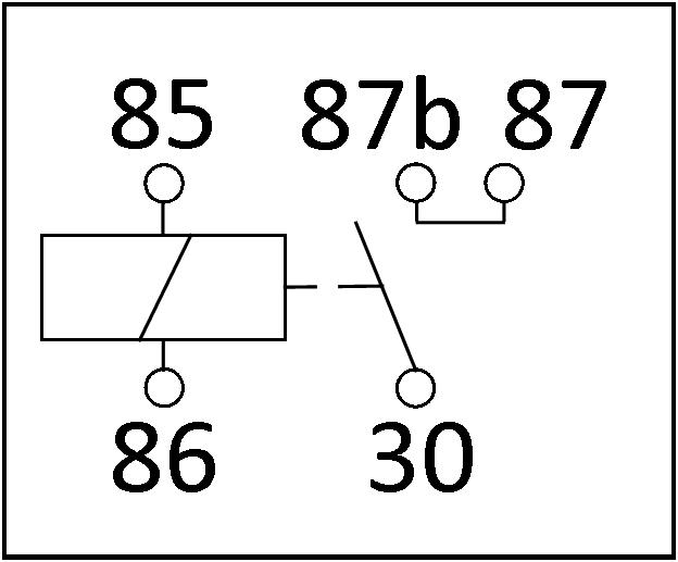Volvo Relay Diagram on inertia switch on 2004 f150