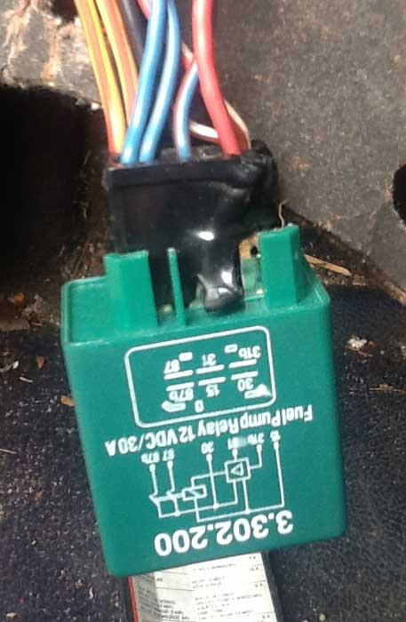 Dave\'s Volvo Page - Volvo Relays