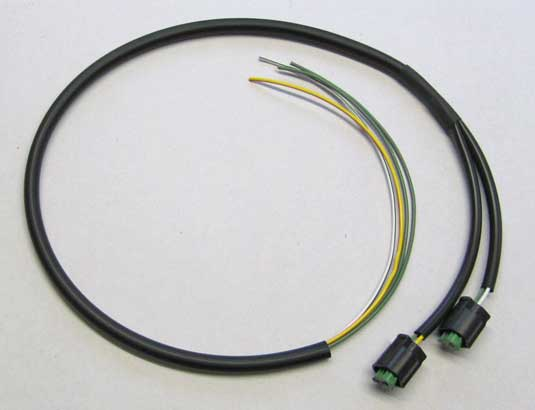 Volvo 1999-2011 5 cylinder VVT                         (dual) harness.
