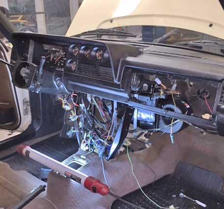 Dave's Volvo Page - Volvo 240: Classic Auto Air Retrofit